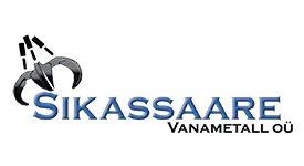 Sikassaare_vanametall_logo